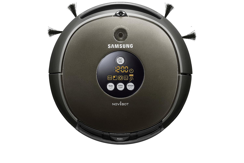Samsung Navibot Silencio - Robot aspirador, 62 dB, color gris: Amazon.es: Hogar