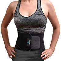 Isavera Fat Freezing System | 'Freeze Fat' at Home | Cold Body Sculpting Wrap/Belt | Helps Target Look of Tummy & Shape…