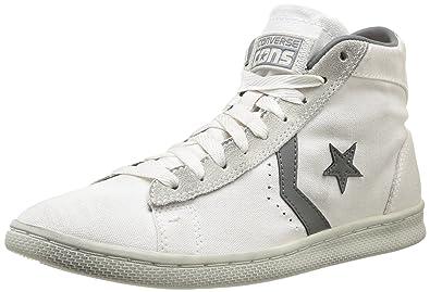 Converse Pro Leather LP Mid Canvas Unisex Erwachsene Canvas Sneaker High