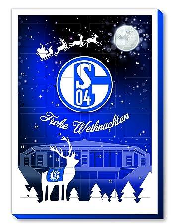 Schalke Bilder Weihnachten.Schalke 04 Adventskalender Weihnachtskalender Fairtrade