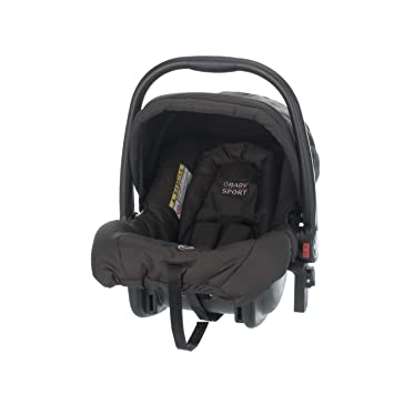 Obaby Zezu Group 0+ Baby Car Seat (Black): Amazon.co.uk: Baby