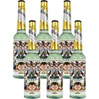 Lanman & Kemp Authentic Real Florida Water Cologne Florida Water Cologne 7.5 Oz - Six (6) Plastic Bottles