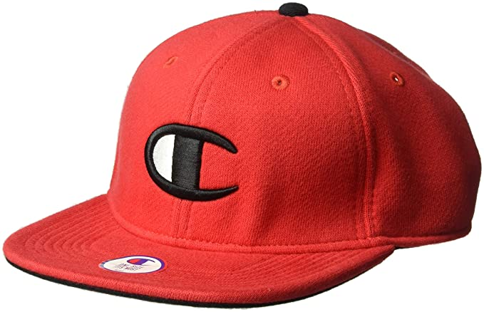 abd0a37e975 Image Unavailable. Image not available for. Colour  Champion LIFE Men s  Reverse Weave Baseball Hat-Big ...