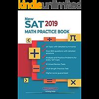 New SAT 2019 Math Practice Book