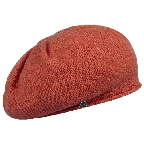 Basco Estivo Bordo Arrotolato Seeberger berretto basco da donna beanie d´estate berretto lungo