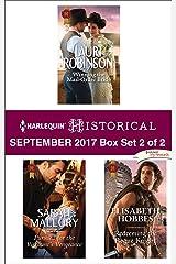 Harlequin Historical September 2017 - Box Set 2 of 2: An Anthology Kindle Edition