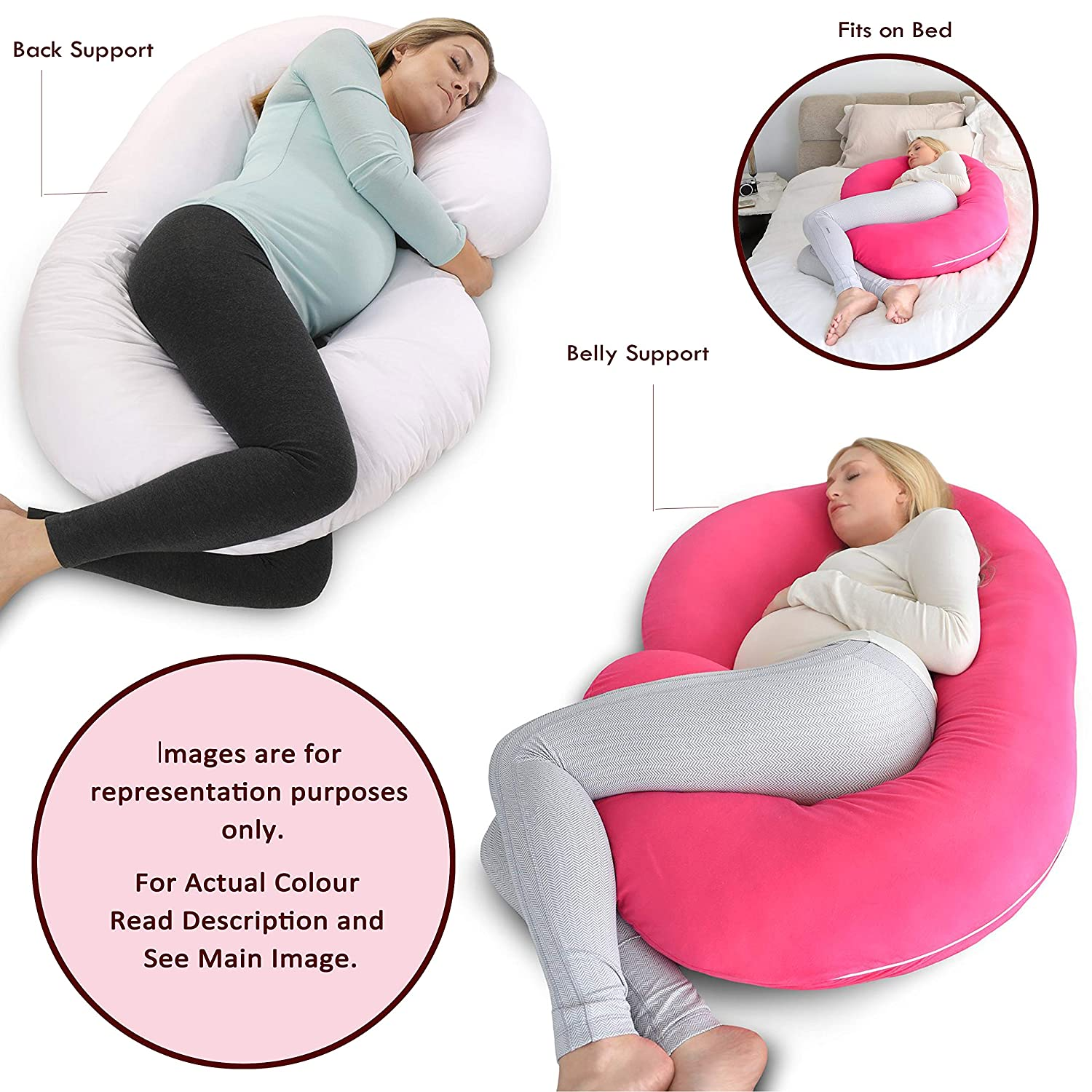Gifts for Women - Pregancy Pillow