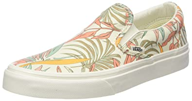 514f10984a Vans Women s Classic Slip on Trainers