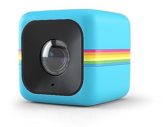 88 opinioni per Polaroid Cube+ 1440p Mini Lifestyle Action Camera con Wi-fi e Stabilizzatore