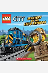 LEGO City: Mystery on the LEGO Express Kindle Edition