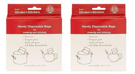 Amazon.com: Hiroko de la cocina Filtro de té Infusor de té ...