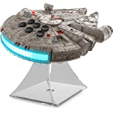 Star Wars Millenium Falcon Bluetooth Speaker Portable Wireless Crystal Clear for Home, Travel, Outdoor, Rechargeable…