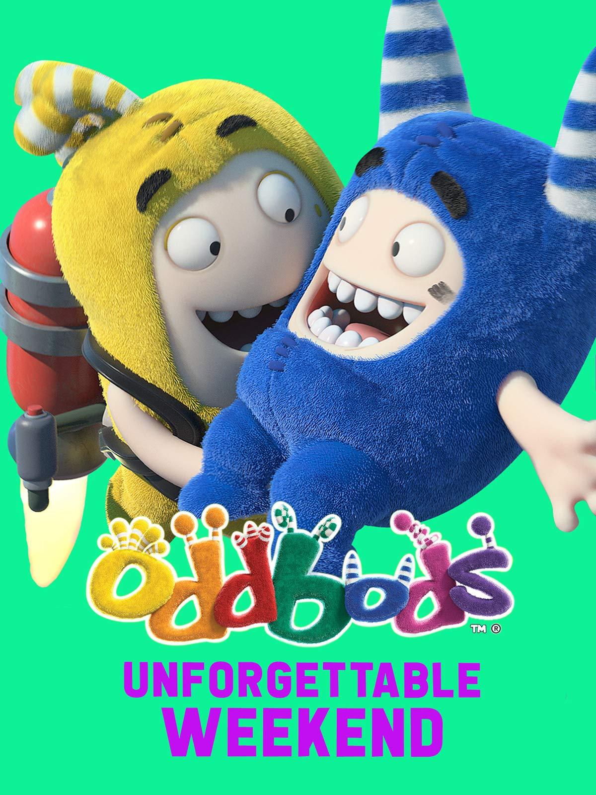 Oddbods - Unforgettable Weekend