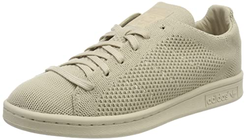 wholesale dealer 93c87 9c40d adidas Stan Smith Primeknit, Scarpe da Ginnastica Basse Unisex-Adulto,  Beige Clay Brown, 36 23 EU Amazon.it Scarpe e borse