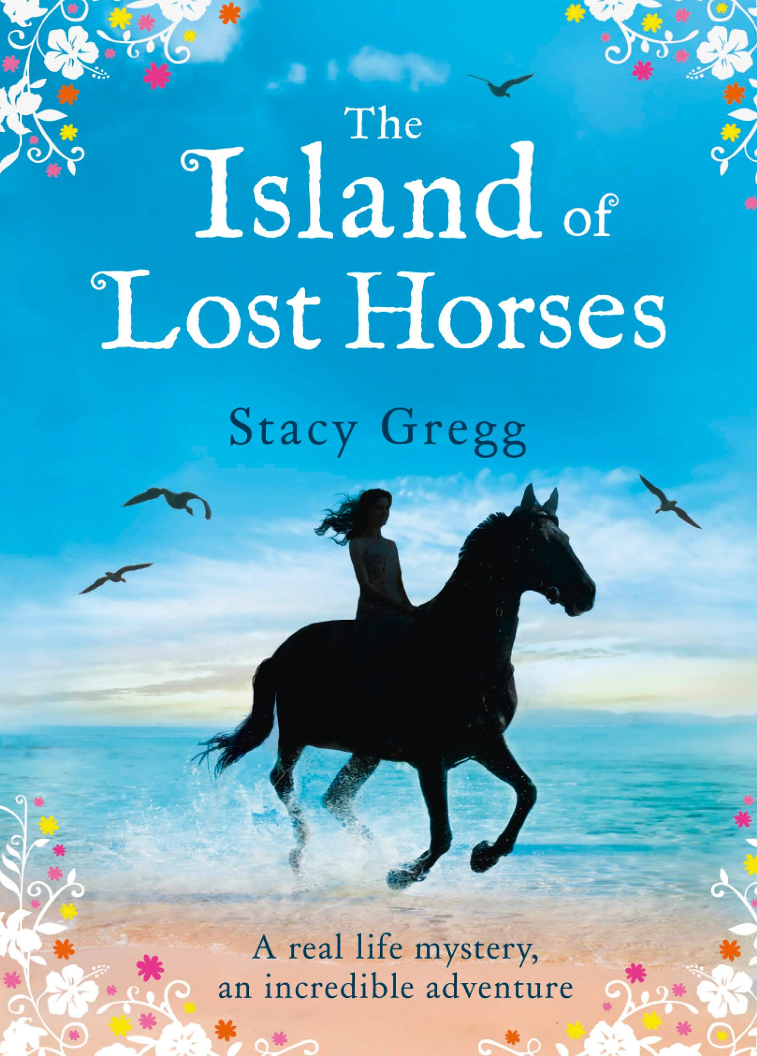 The Island of Lost Horses (English Edition)