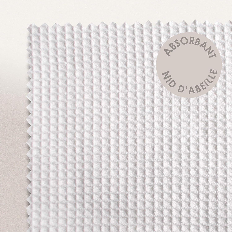 Bianco Asciugamano 50x100 Pure Nido dApe