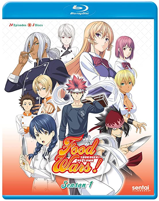 Top 7 Food Wars Season 2 Box Set