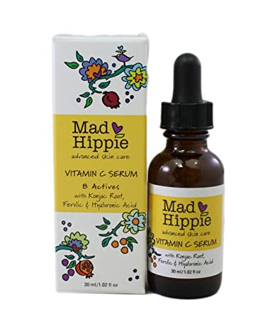 Mad Hippie Advanced Skin Care Antioxidant Facial Oil, 1.2 oz, 6 Pack crazy rumors pearl .09 oz