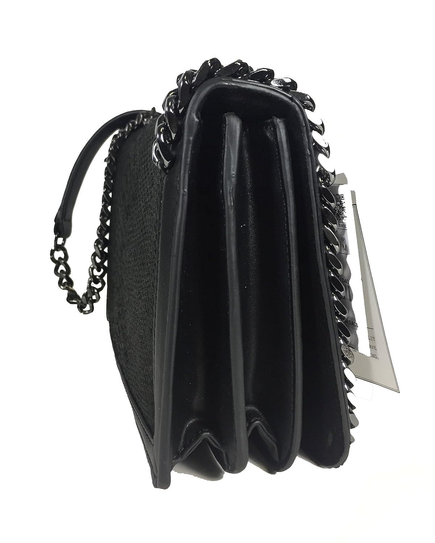 Zara 8132/104 - Bolso Bandolera con Cadena en Relieve para Mujer: Amazon.es: Ropa y accesorios