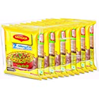 Maggi 2-Minute Instant Noodles - Masala, 12 x 70 gm