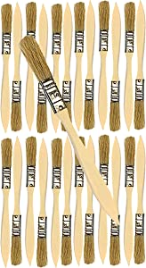 Pro Grade - Chip Paint Brushes - 24 Ea 1/2 Inch Chip Paint Brush