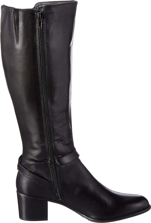 Tamaris 25576, Bottes Classiques Femme, Noir (Black 001), 35