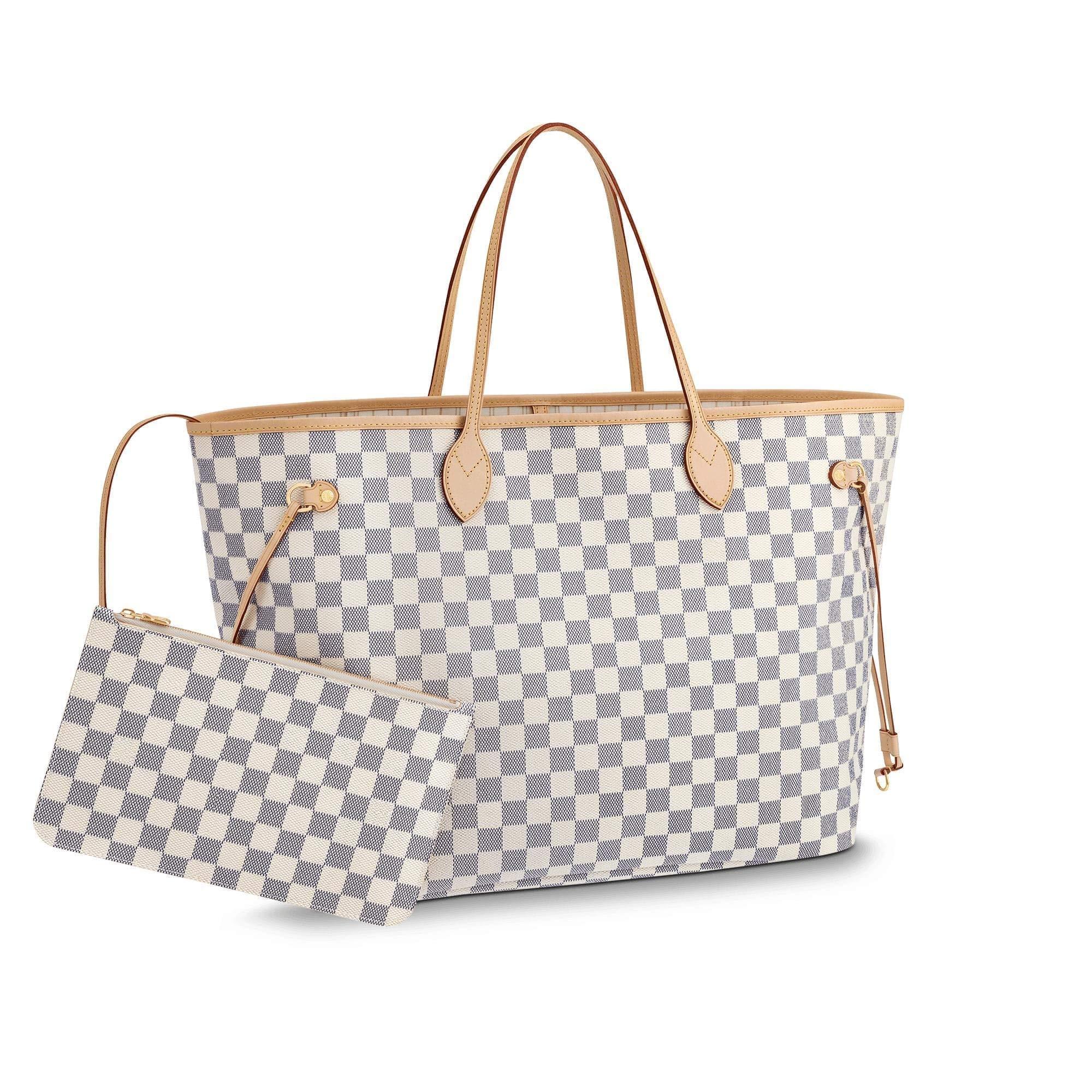 Neverfull Style Canvas Woman Organizer Handbag Azur Tote Shoulder Fashion  Bag GM Size by LAMB  0768444499612  Amazon.com  Books 2c8c4e6fa87cf