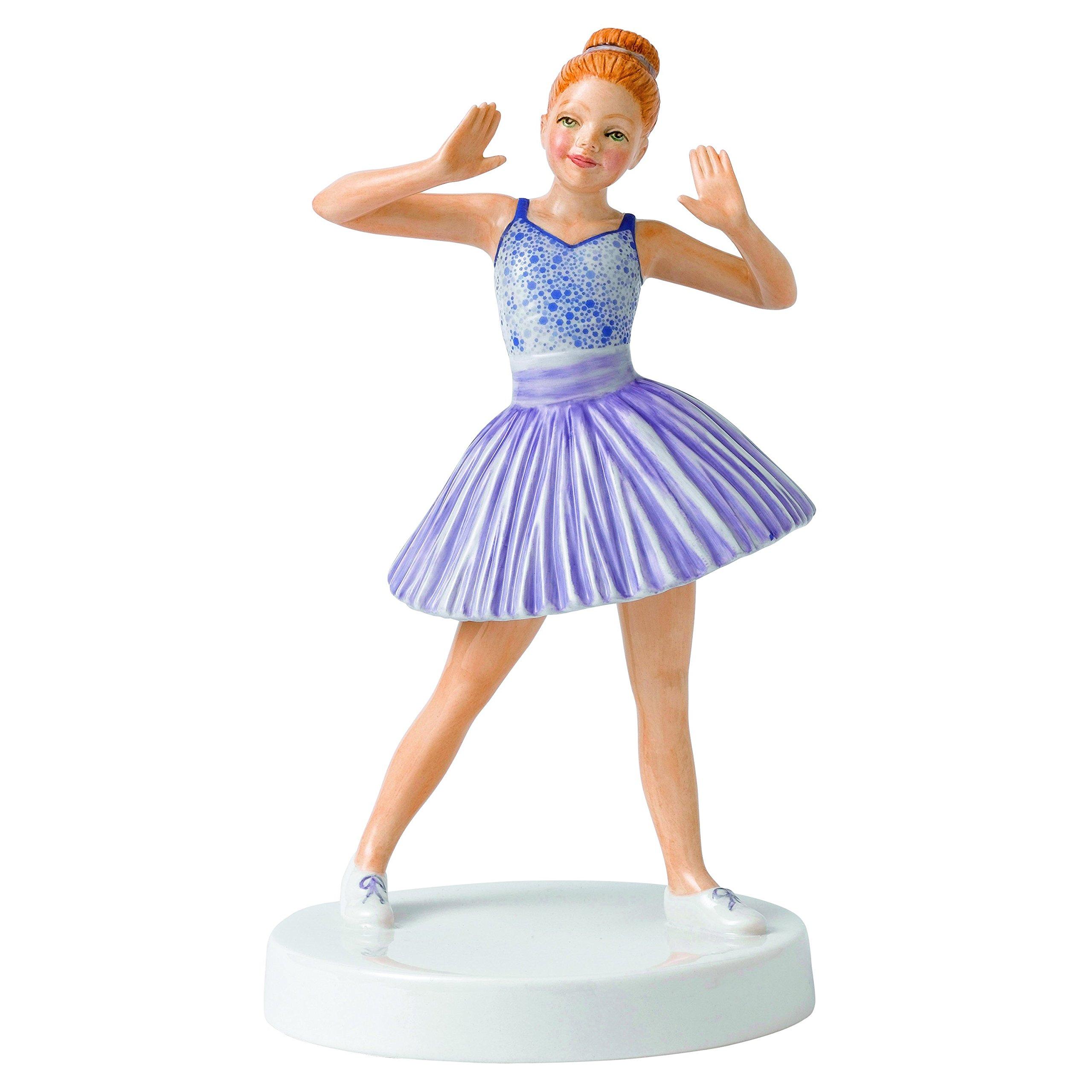 Royal Doulton Rhythm and Dance Jazz Dancer Figurine