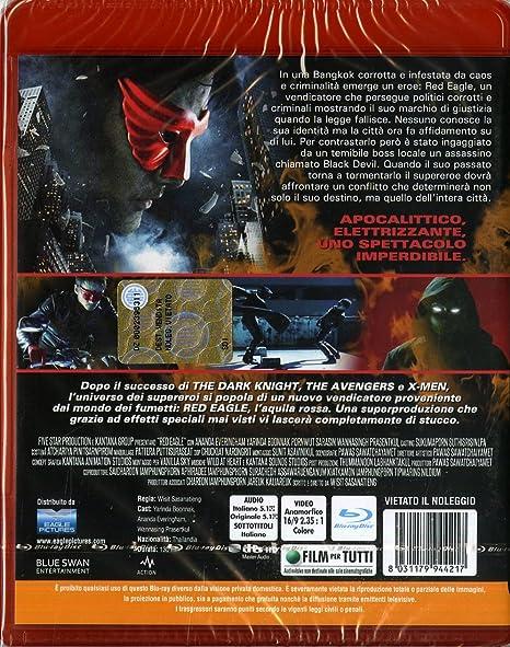 Red Eagle [Italia] [Blu-ray]: Amazon.es: Ananda Everingham ...