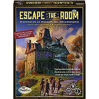 ThinkFun 76368, Escape The Room: Misterio en la Mansión del Observatorio, Juego de mesa, Versión en Español, 3-8…