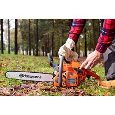 Husqvarna 435-E, 16 in. 40.9cc 2-Cycle Gas Chainsaw