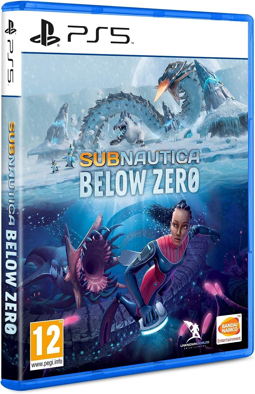 Subnautica Below Zero - PlayStation 5 [Importación italiana]