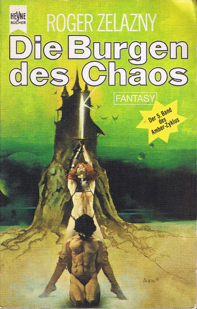 Roger Zelazny - Die Burgen des Chaos (Amber 5)