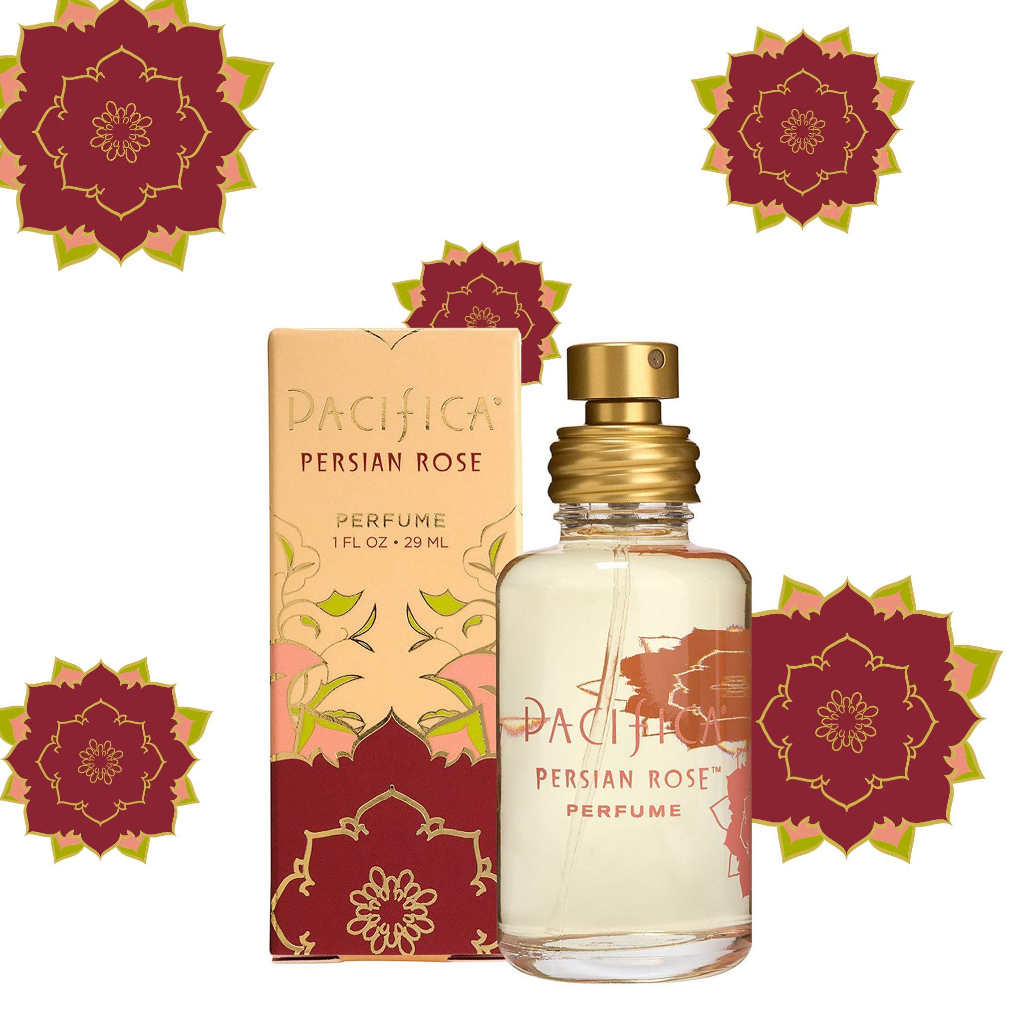 Pacifica Beauty Spray Perfume, Persian Rose, 1 Fluid Ounce