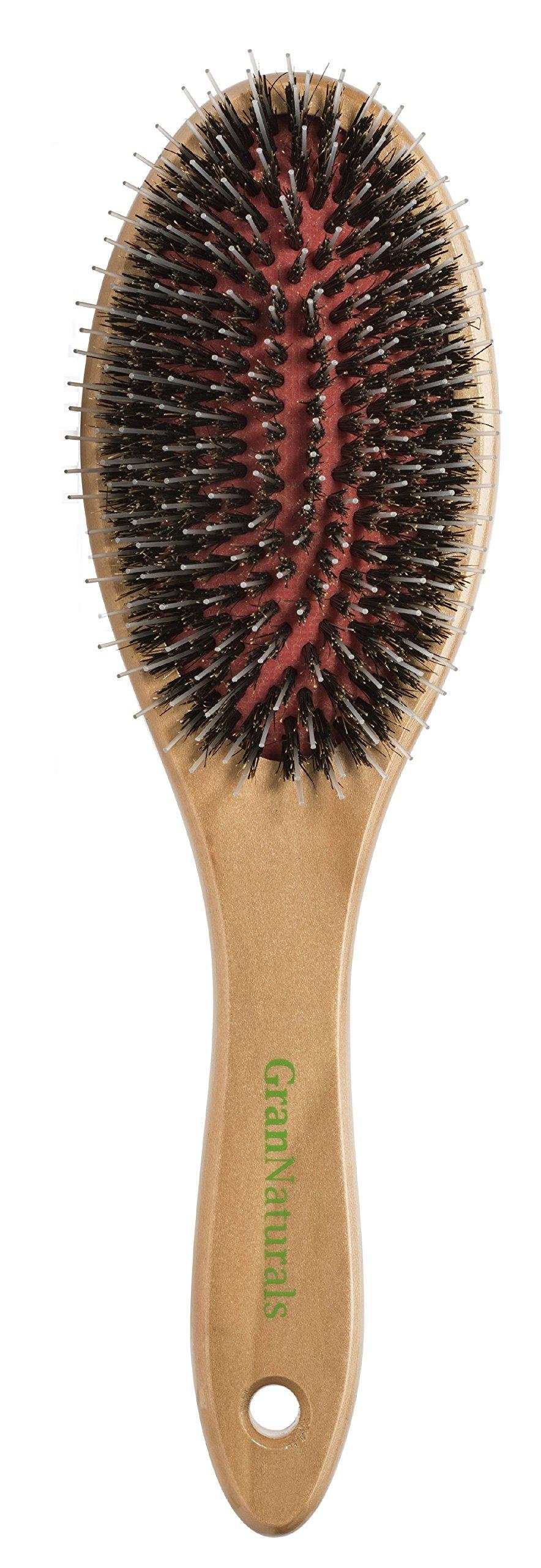 boar bristle hair