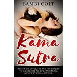 Kama Sutra: Beginner's Guide, Tips and Techniques to Master the Art of Love Making. Inspired by Indian Sex Guru ( A Fully Ill