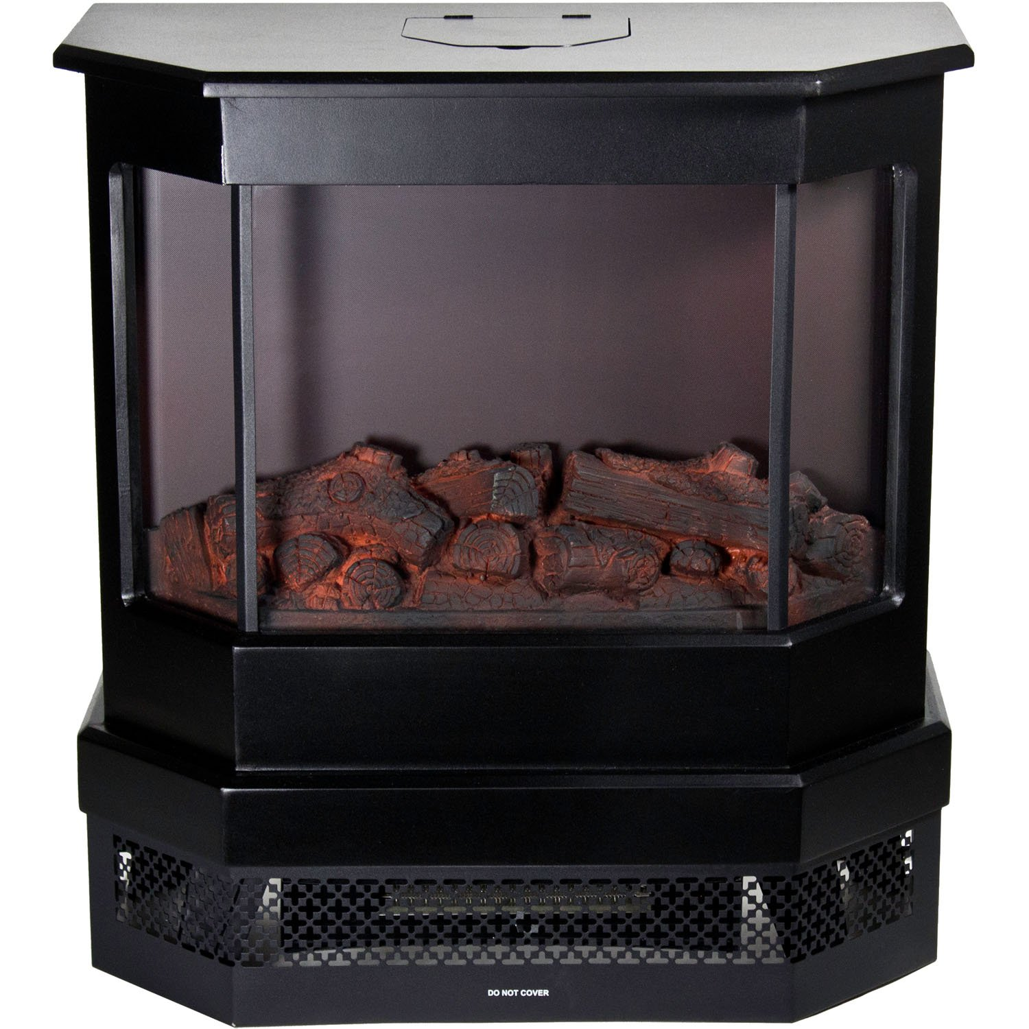 Amazon.com: Warm House CMSF-10310 Cleveland Floor Standing Electric Fireplace: Home & Kitchen