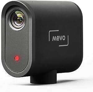 Mevo Start Live Event Camera, Wirelessly Stream in Full HD 1080p with Three MEMS Microphone Array