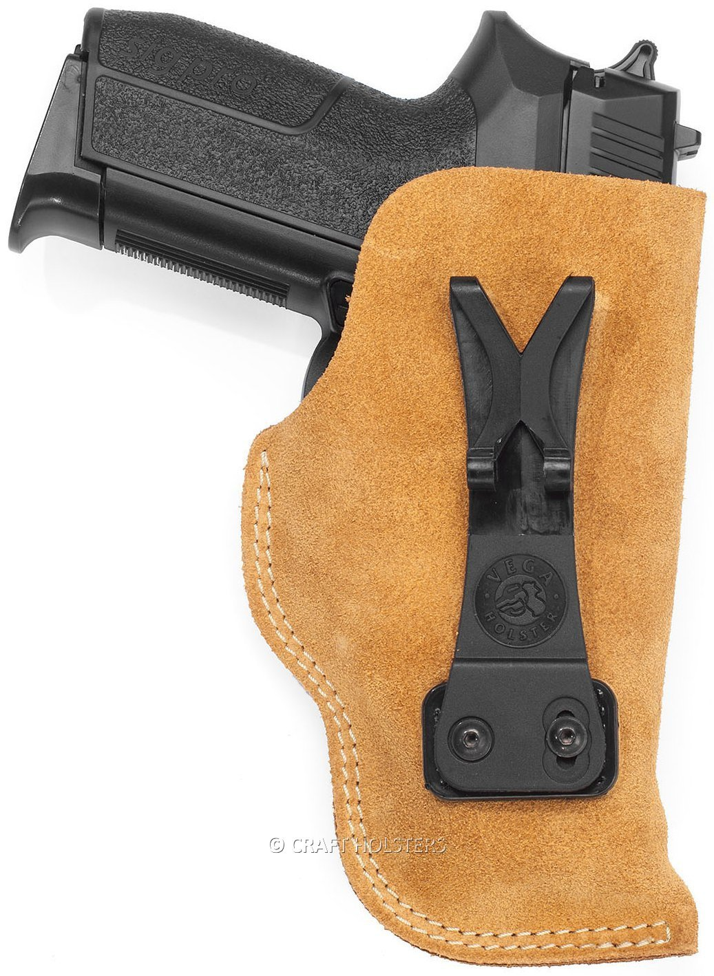 Amazon com : Colt Anaconda Leather Tuckable Holster : Sports
