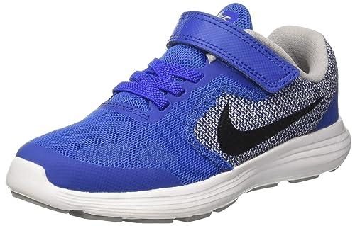 Nike Kids Revolution 3 (PSV) Running Shoe #819414-402 (11.5 Little