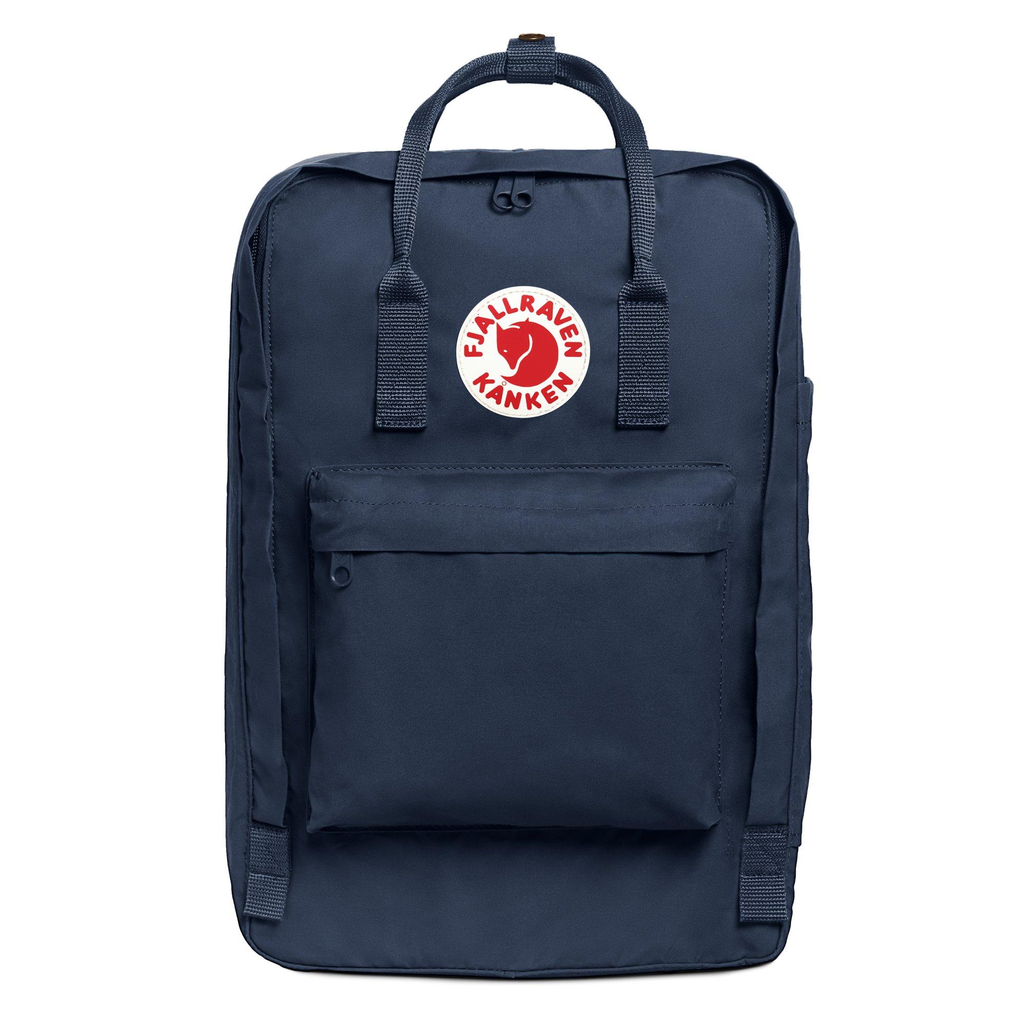 Fjallraven - Kanken Laptop 17'' Backpack for Everyday, Royal Blue by Fjallraven