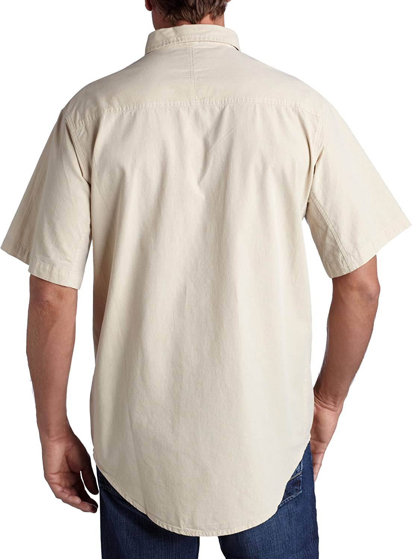 Wrangler Riggs Workwear Mens Chambray Work Shirt