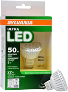 Sylvania 74043 Ultra Dimmable Led Light, 9 Watts