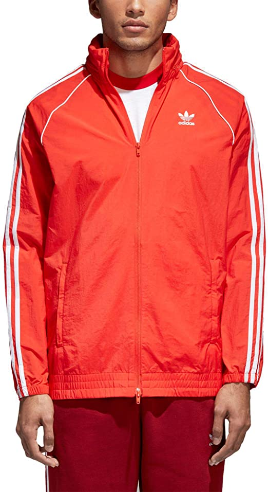 Accor Red consumo  Amazon.com: adidas Men's Originals SST Windbreaker CW1310 (S), Hirere:  Clothing
