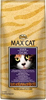 product image for DISCONTINUED BY MANUFACTURER: NUTRO MAX CAT Senior Roasted Chicken Flavor Dry Cat Food 3 Pounds