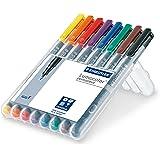 Lumocolor Permanent Marker Fine Set 8