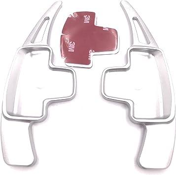 H Customs Dsg Schaltwippen Verlängerung Shift Paddle A B C E S Glk G M Clk Sl Silber 2012 2015 Auto