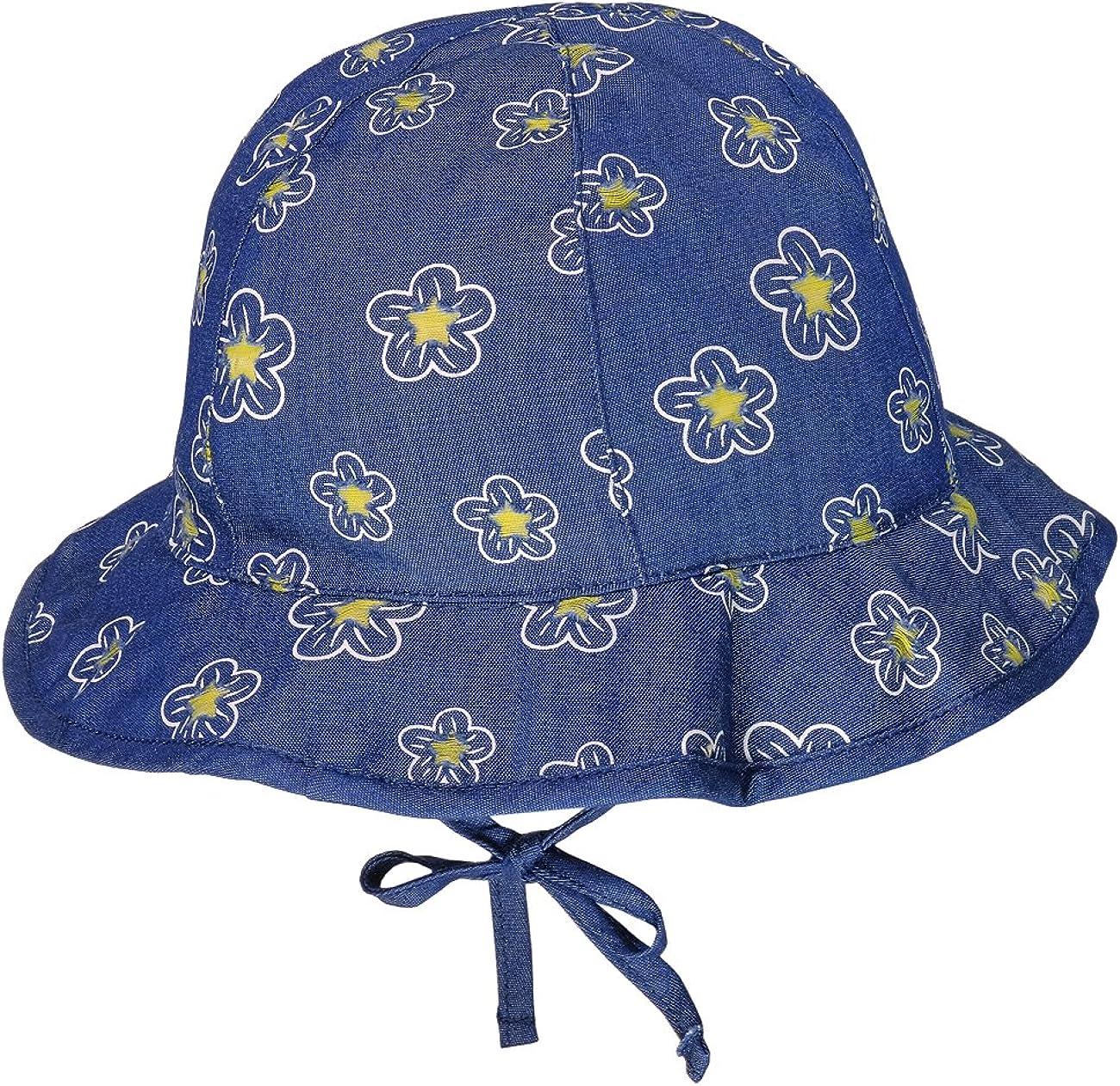 maximo Flapper Jeans Blumen Bindeband Sombrero para Beb/és