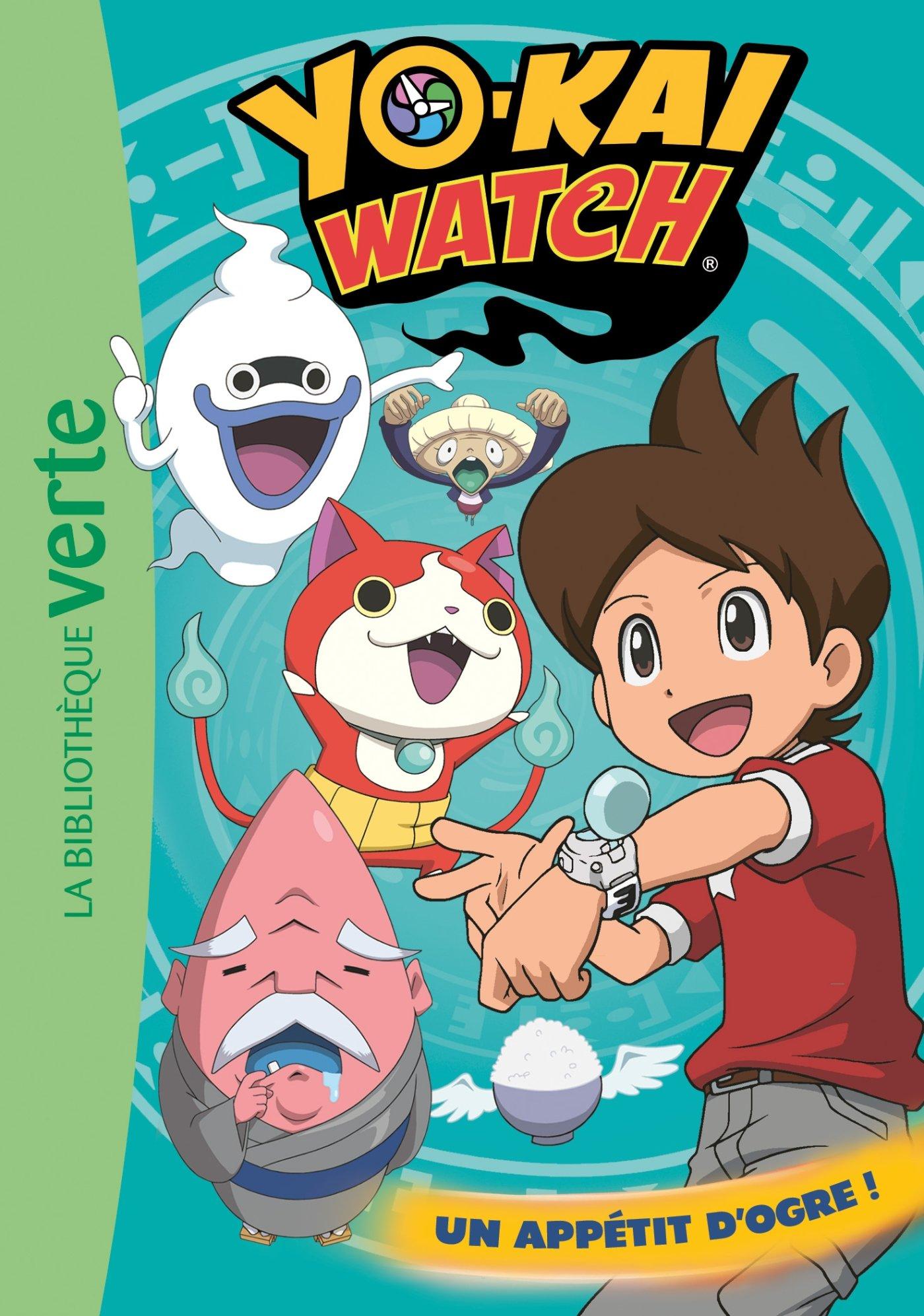 Yo Kai Watch 05 Un Appetit D Ogre Yo Kai Watch 5 French