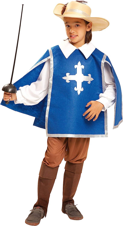 My Other Me Me-201193 Disfraz de mosquetero para niño, 10-12 años ...
